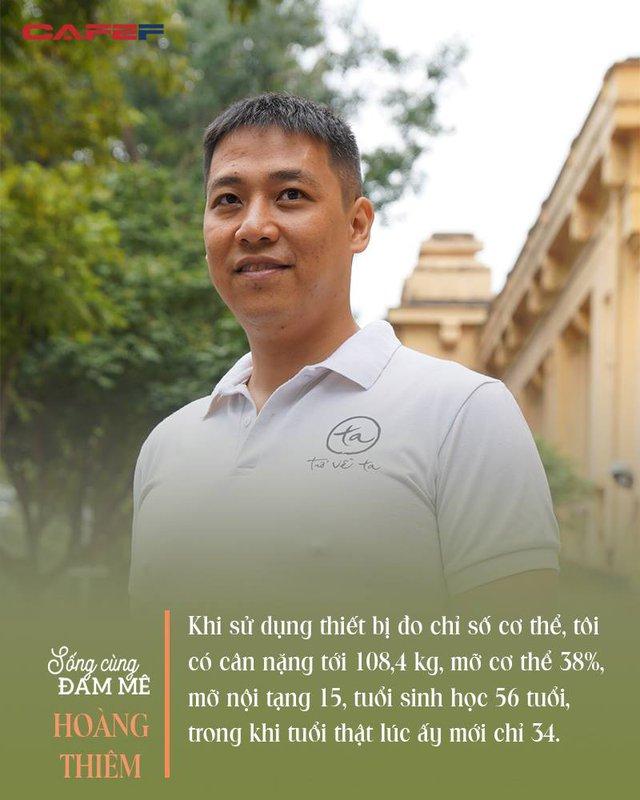 8X béo phì giảm 28kg, trẻ hoá 20 năm tuổi sinh học rồi trở thành Health Coach: Khi có sức khỏe, ta ước ngàn giấc mơ; khi không có nữa, ước mơ duy nhất là sức khỏe - Ảnh 3.