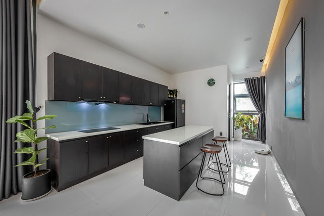 Ngôi nhà cấp 4 đẹp, được thiết kế như bungalow trong resort: Gia chủ tận hưởng không gian xanh, thư giãn ngay lại nhà mà không cần đi du lịch - Ảnh 7.