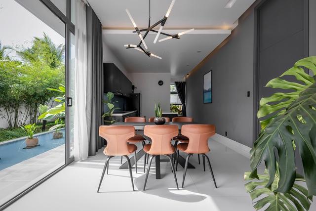 Ngôi nhà cấp 4 đẹp, được thiết kế như bungalow trong resort: Gia chủ tận hưởng không gian xanh, thư giãn ngay lại nhà mà không cần đi du lịch - Ảnh 9.