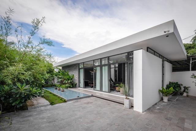 Ngôi nhà cấp 4 đẹp, được thiết kế như bungalow trong resort: Gia chủ tận hưởng không gian xanh, thư giãn ngay lại nhà mà không cần đi du lịch - Ảnh 12.