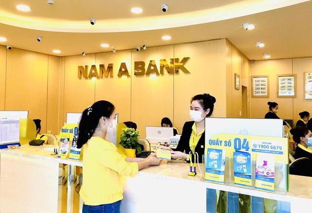 Một ngân hàng báo lãi quý II/2021 tăng gấp 10 lần cùng kỳ - Ảnh 1.