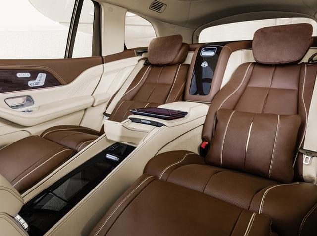 Một đại gia Hải Phòng chi 15 tỷ mua Mercedes- Maybach GLS 600, lộ dàn xe sang mới đáng nể - Ảnh 3.