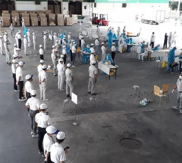 Tạm dừng hoạt động Công ty TNHH Nidec Sankyo để phòng chống dịch Covid-19  - Ảnh 1.