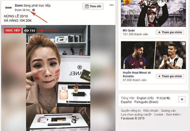 Bán hàng online, nhiều streamer dùng thủ đoạn lừa gạt khách hàng - Ảnh 1.