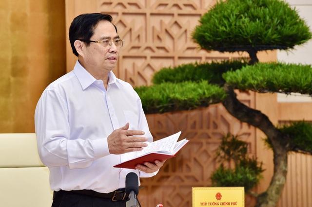 Thủ tướng: Cần tập trung chống dịch tại TP HCM  - Ảnh 1.