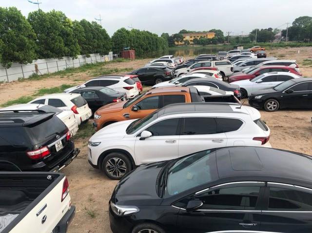 Truy tìm ô tô Innova bị mất, phát hiện cả 1 đường dây tiêu thụ gần 100 chiếc xe ô tô trộm cắp ở Hà Nội - Ảnh 1.