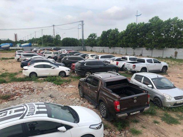 Truy tìm ô tô Innova bị mất, phát hiện cả 1 đường dây tiêu thụ gần 100 chiếc xe ô tô trộm cắp ở Hà Nội - Ảnh 2.
