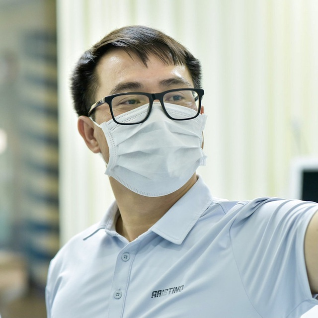 Việt Nam chế tạo thành công máy thở oxy dòng cao: Giúp 60 - 70% bệnh nhân Covid-19 hồi phục, không phải thở máy - Ảnh 3.