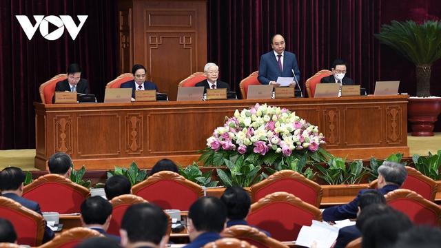 Khai mạc Hội nghị Trung ương 3: Kiện toàn nhân sự để trình ra Quốc hội  - Ảnh 2.
