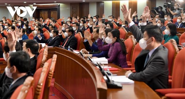 Khai mạc Hội nghị Trung ương 3: Kiện toàn nhân sự để trình ra Quốc hội  - Ảnh 11.
