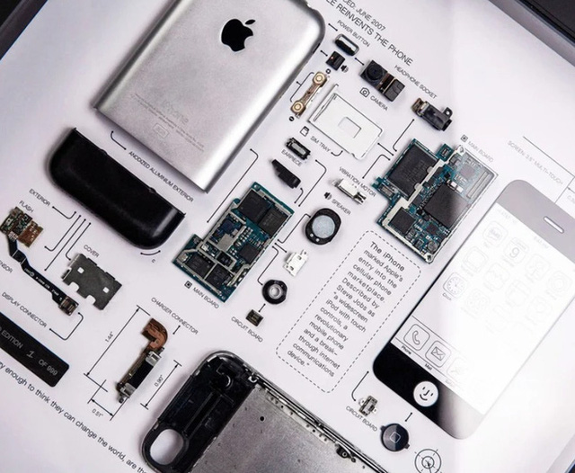 Phiên bản iPhone đầu tiên được đóng khung nghệ thuật, chỉ bán giới hạn 999 chiếc, giá 399 USD - Ảnh 3.
