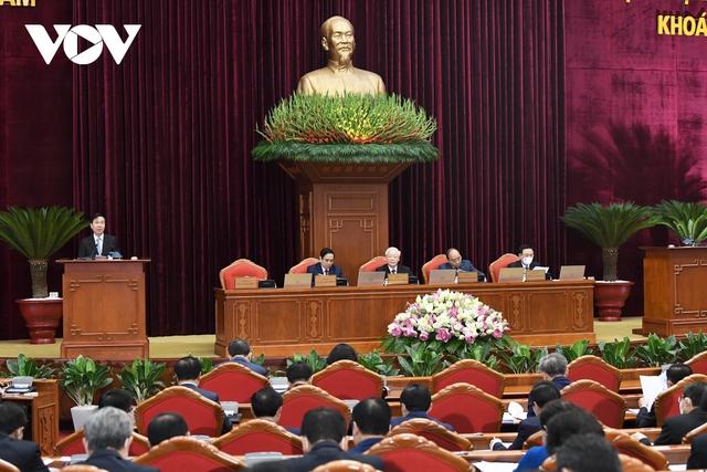 Khai mạc Hội nghị Trung ương 3: Kiện toàn nhân sự để trình ra Quốc hội  - Ảnh 4.