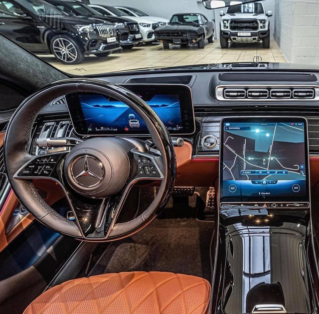 Mercedes-Benz S 500 2021 màu đen bất ngờ lăn bánh tại Hải Phòng: Chiếc thứ hai của đại gia Việt, giá tham khảo gần 10 tỷ đồng - Ảnh 4.