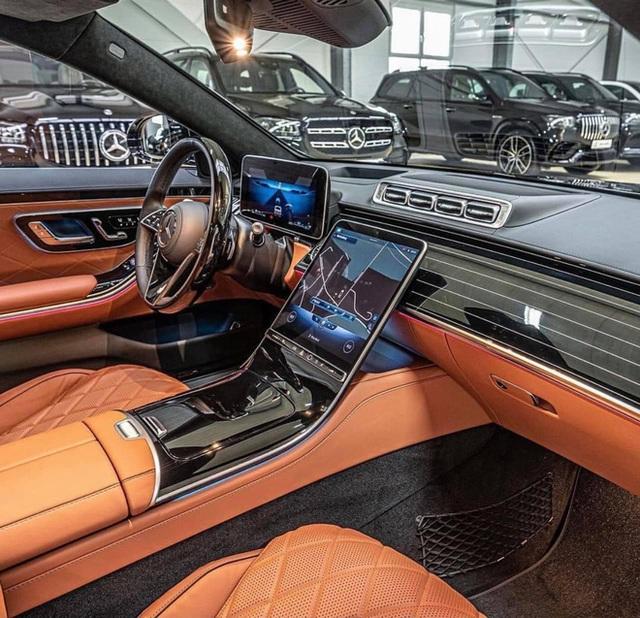 Mercedes-Benz S 500 2021 màu đen bất ngờ lăn bánh tại Hải Phòng: Chiếc thứ hai của đại gia Việt, giá tham khảo gần 10 tỷ đồng - Ảnh 5.