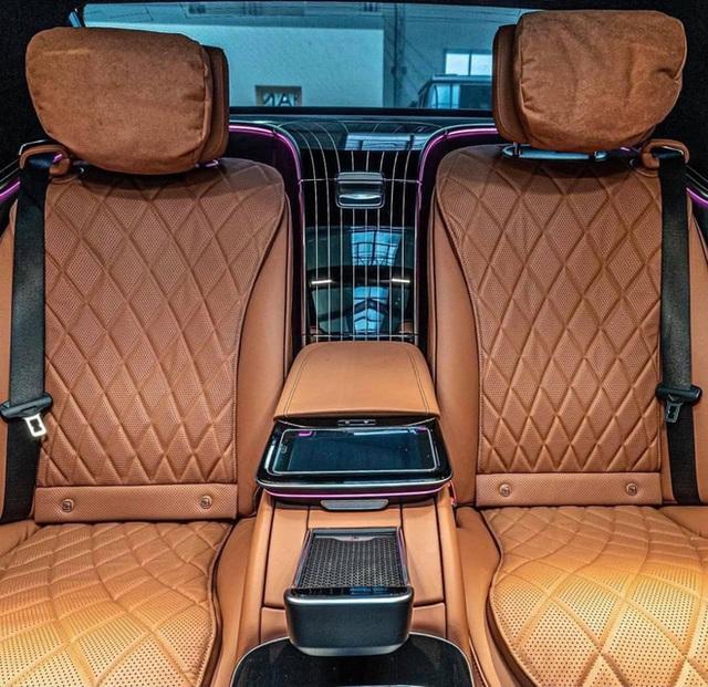 Mercedes-Benz S 500 2021 màu đen bất ngờ lăn bánh tại Hải Phòng: Chiếc thứ hai của đại gia Việt, giá tham khảo gần 10 tỷ đồng - Ảnh 8.