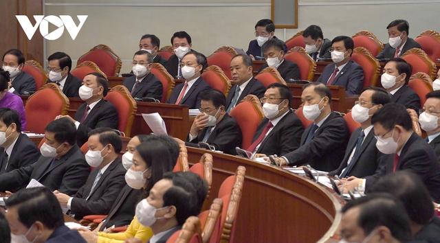 Khai mạc Hội nghị Trung ương 3: Kiện toàn nhân sự để trình ra Quốc hội  - Ảnh 9.