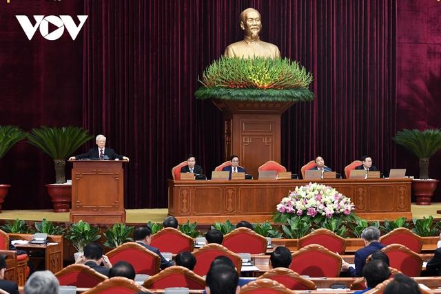 Khai mạc Hội nghị Trung ương 3: Kiện toàn nhân sự để trình ra Quốc hội  - Ảnh 10.