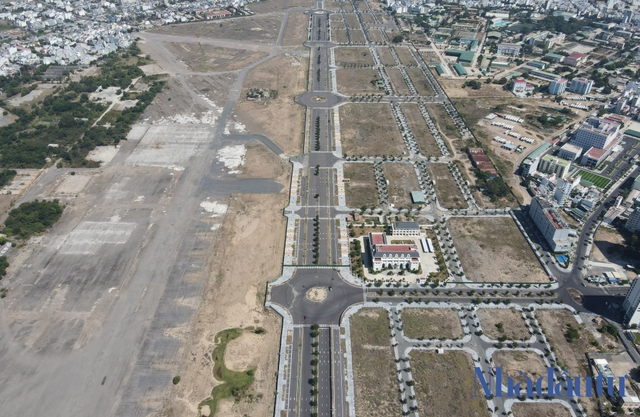 Cận cảnh các dự án BT liên quan đến sai phạm đổi đất sân bay Nha Trang - Ảnh 1.