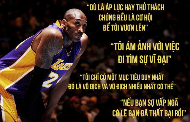 """""""Hãy gọi tôi là Los Angeles lúc 4 giờ sáng"""": Chuyện về huyền thoại bất tử Kobe Bryant chứng minh đây là con đường duy nhất để tìm sự vĩ đại - Ảnh 4."""