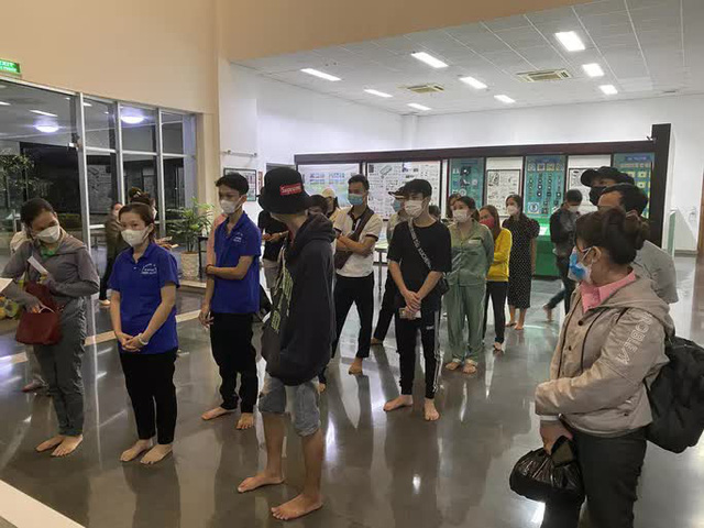 Công ty TNHH Nidec Việt Nam: Thuê khách sạn cho công nhân ở tạm khi nhà trọ bị phong tỏa  - Ảnh 1.