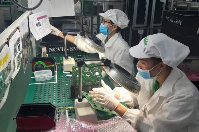 Công ty TNHH Nidec Việt Nam: Thuê khách sạn cho công nhân ở tạm khi nhà trọ bị phong tỏa  - Ảnh 3.