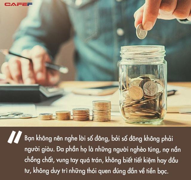 Đọc hàng chục cuốn sách tài chính, tôi nhận ra công thức đổi đời chỉ gói gọn trong 7 chiến lược đã tồn tại suốt nghìn năm qua: Ai cũng có thể giàu, bởi giàu là một tư duy - Ảnh 2.