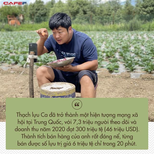 Xu hướng di cư ngược ở Trung Quốc: Bỏ phố về quê và kiếm hàng chục triệu đô mỗi tháng nhờ livestream bán nông sản - Ảnh 1.