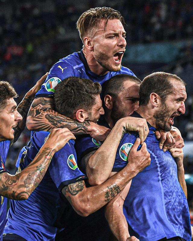 Bình luận: Cuộc đấu chiến thuật đỉnh cao giữa Italy và Tây Ban Nha - Ảnh 1.