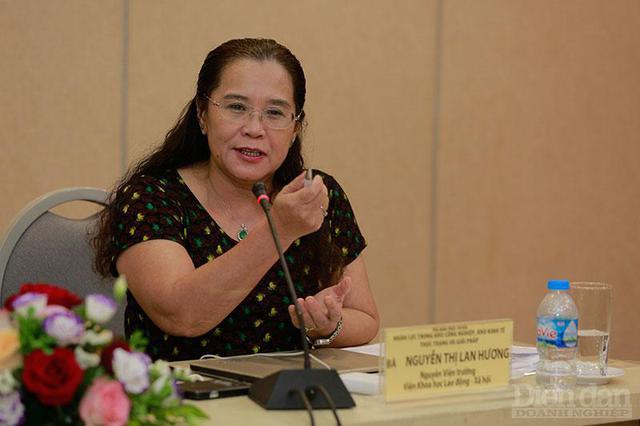 Việt Nam cần hệ thống như đường ống để hút lao động đến các doanh nghiệp sản xuất - Ảnh 1.