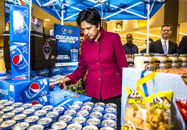 Người phụ nữ quyền lực đảm nhiệm vị trí CEO của PepsiCo suốt 12 năm: Sinh ra không được làm công chúa nhưng tự mình có thể là nữ hoàng! - Ảnh 2.