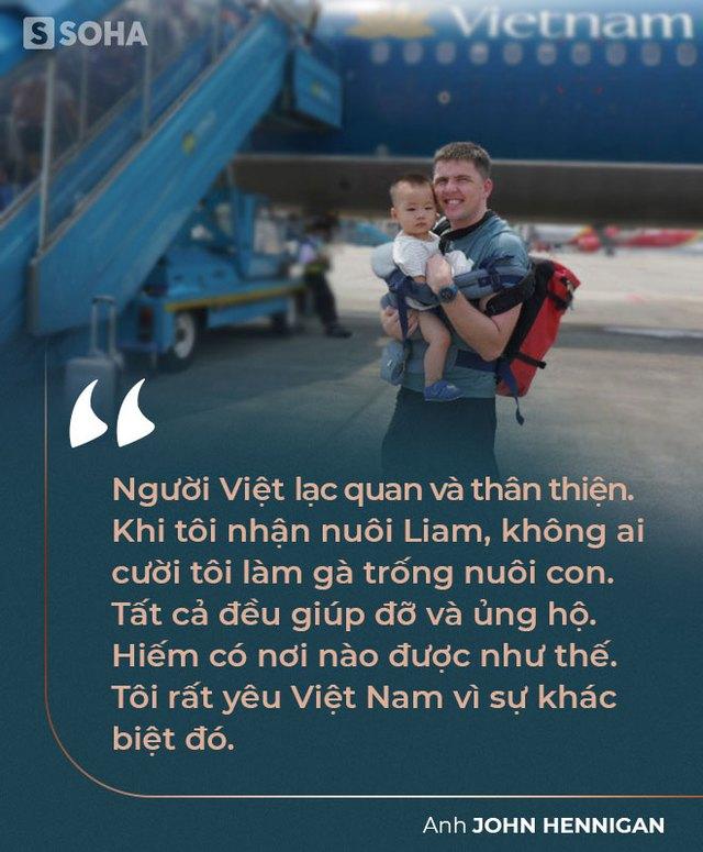 Người bố đơn thân Ireland của bé trai hở hàm ếch và điều tuyệt vời ở Việt Nam mà hiếm nơi đâu có được - Ảnh 3.