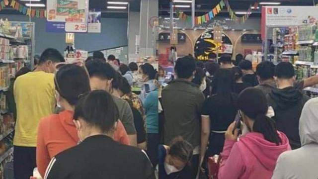 Nhu cầu thực phẩm tăng đột biến tại Tp.HCM: Các siêu thị AEON Mall, Big C, Vinmart tăng dự trữ cung lên gấp 5-7 lần, đảm bảo dự phòng cho 3-6 tháng - Ảnh 1.