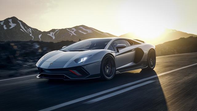 Lamborghini Aventador LP780-4 - cực phẩm khép lại triều đại của dòng Aventador - Ảnh 8.