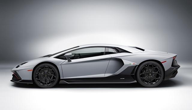 Lamborghini Aventador LP780-4 - cực phẩm khép lại triều đại của dòng Aventador - Ảnh 4.
