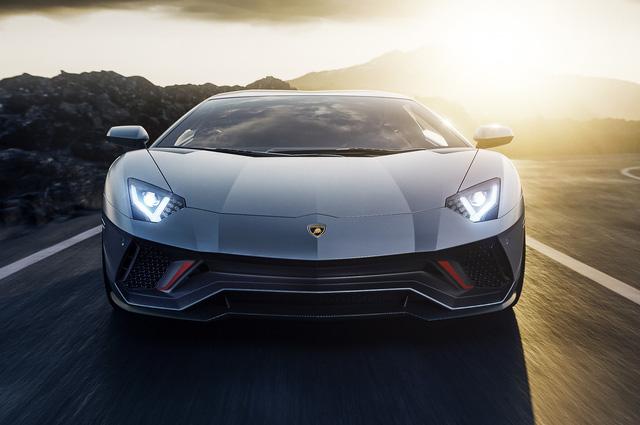 Lamborghini Aventador LP780-4 - cực phẩm khép lại triều đại của dòng Aventador - Ảnh 1.