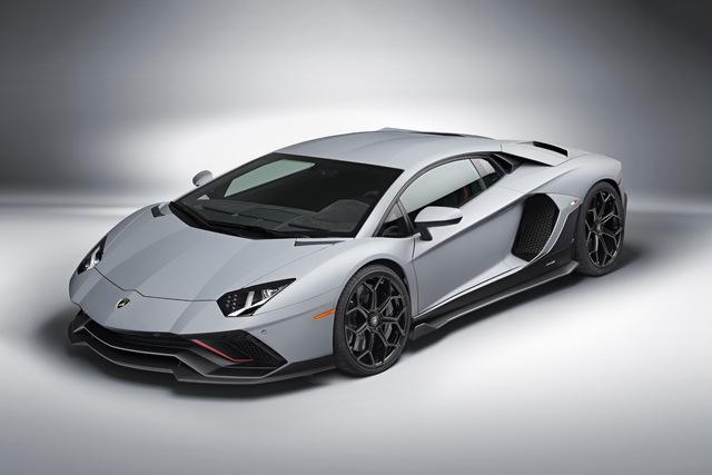 Lamborghini Aventador LP780-4 - cực phẩm khép lại triều đại của dòng Aventador - Ảnh 3.