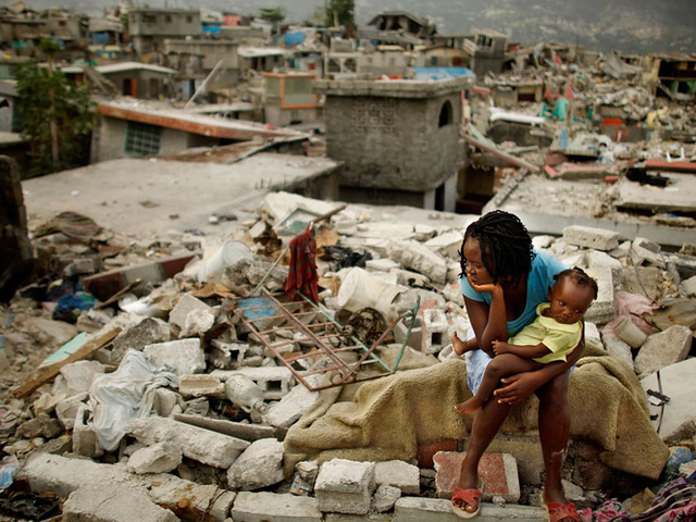 Những bức ảnh gây sốc về Haiti, đất nước có Tổng thống vừa bị ám sát tại nhà riêng - Ảnh 3.