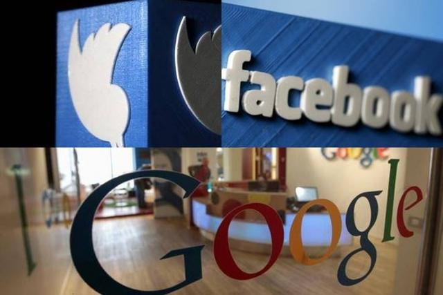 Cựu Tổng thống Mỹ Donald Trump kiện Facebook, Google và Twitter  - Ảnh 1.