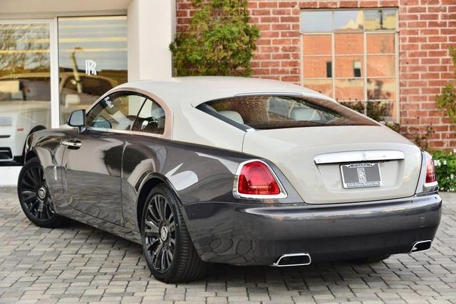 Chiếc Rolls Royce đại gia Việt sắp mang về đặc biệt cỡ nào? Một chiếc xe siêu hiếm! - Ảnh 1.