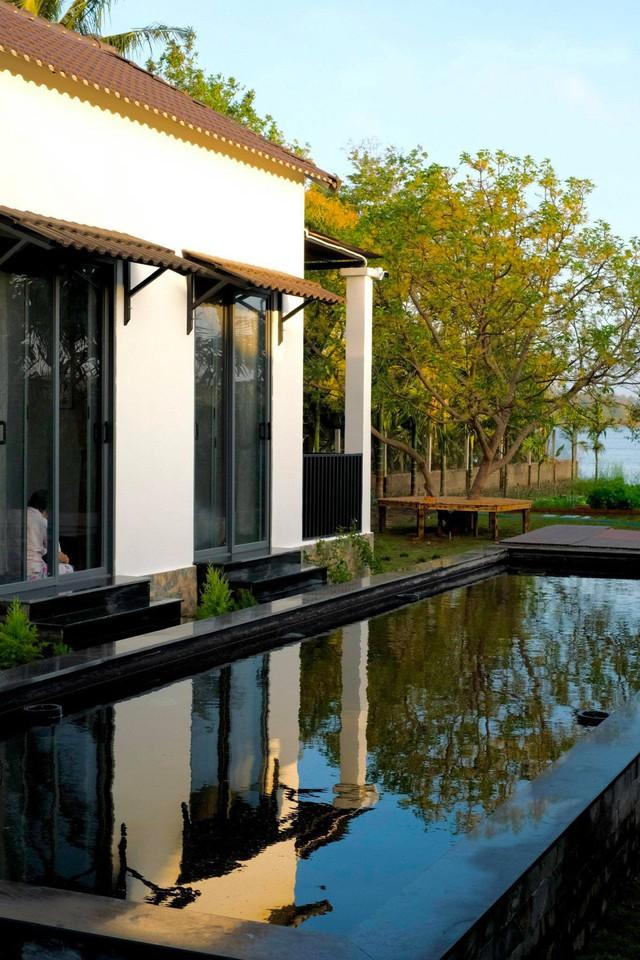 Ngôi nhà bên hồ xanh mướt của 5 người bạn thân ở Buôn Mê Thuột: Quyết biến điều phù phiếm thành giá trị, xây dựng một nơi chốn đi về, cùng thưởng thức cuộc sống - Ảnh 4.