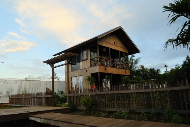 Ngôi nhà bên hồ xanh mướt của 5 người bạn thân ở Buôn Mê Thuột: Quyết biến điều phù phiếm thành giá trị, xây dựng một nơi chốn đi về, cùng thưởng thức cuộc sống - Ảnh 12.