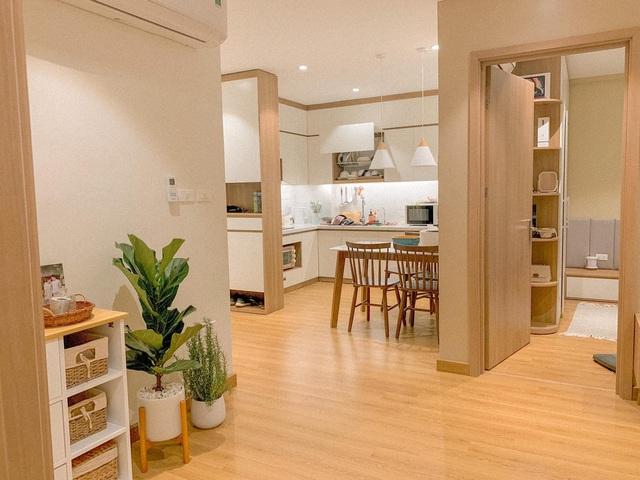 Vợ chồng trẻ cải tạo A - Z chung cư cũ thành căn hộ trang nhã đi đâu cũng muốn về với mức giá 350 triệu cho cả đồ điện tử: Gia đình nhỏ nên tham khảo vì quá hợp lý! - Ảnh 10.
