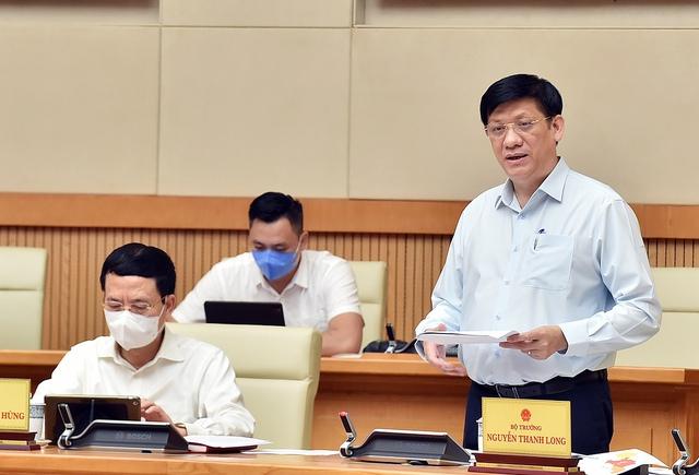 Thủ tướng Phạm Minh Chính: Dành tất cả những gì tốt nhất cho TPHCM chống dịch - Ảnh 2.