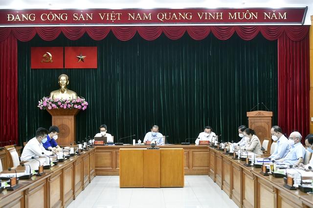 Thủ tướng Phạm Minh Chính: Dành tất cả những gì tốt nhất cho TPHCM chống dịch - Ảnh 3.
