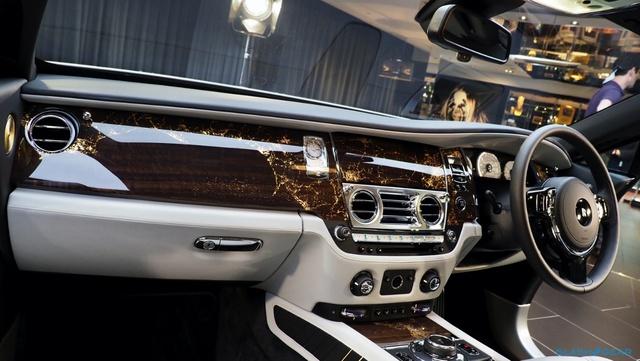 Chiếc Rolls Royce đại gia Việt sắp mang về đặc biệt cỡ nào? Một chiếc xe siêu hiếm! - Ảnh 4.
