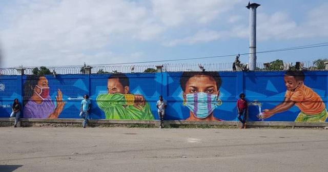 Những bức ảnh gây sốc về Haiti, đất nước có Tổng thống vừa bị ám sát tại nhà riêng - Ảnh 8.