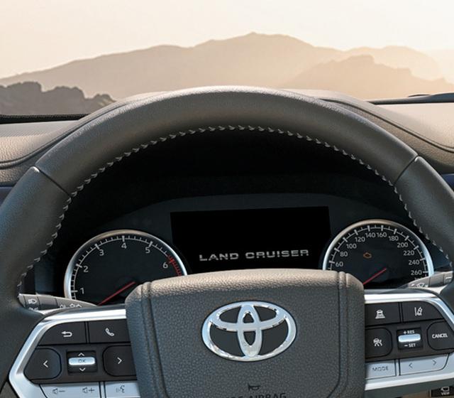 Ra mắt Toyota Land Cruiser 2022 tại Việt Nam: Giá 4,06 tỷ đồng, bạt ngàn trang bị mới, không chỉ là nồi đồng cối đá cho giới đại gia - Ảnh 7.