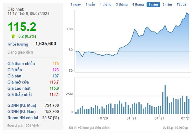Vinhomes muốn bán lượng cổ phiếu quỹ có giá trị gần 7.000 tỷ đồng - Ảnh 1.