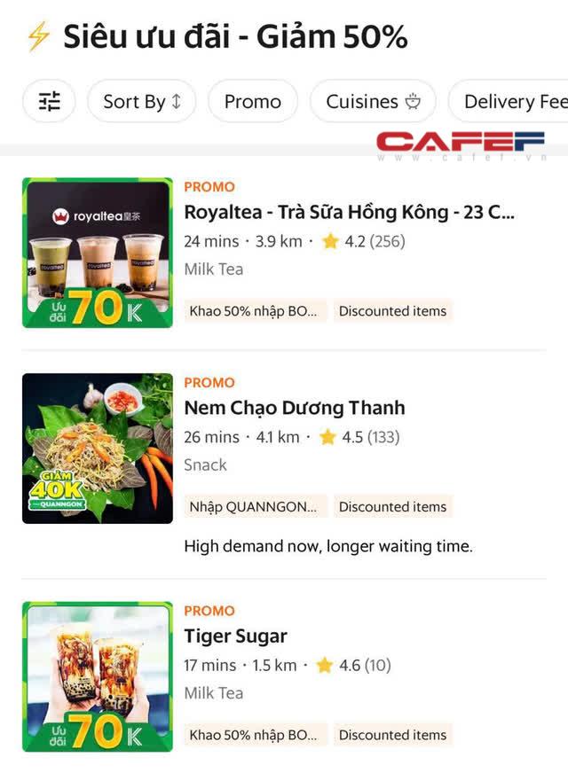 Cuộc chiến giao đồ ăn: Khi Grab bắt đầu báo lãi thì NOW, Baemin, Gojek lỗ tới 3.700 tỷ riêng năm 2020 - Ảnh 5.