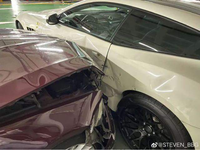Nổi giận với chồng, cô gái lái BMW tông hàng loạt xe Ferrari, Porsche và Mercedes - Ảnh 4.